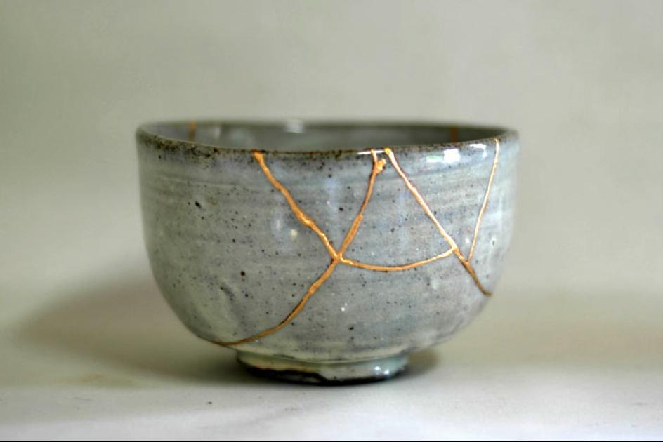 Connaissez-vous l'art du Kintsugi ?